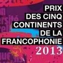 Le Québec brille au Prix des cinq continents