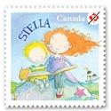 Les timbres Stella