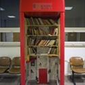 Les biblio-cabines de Prague