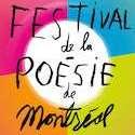 Festival de la poésie de Montréal: la poésie est partout!