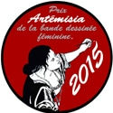Les finalistes du prix Artémisia de la meilleure BD féminine 2015