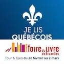 Le Québec à l'honneur à la Foire du livre de Bruxelles