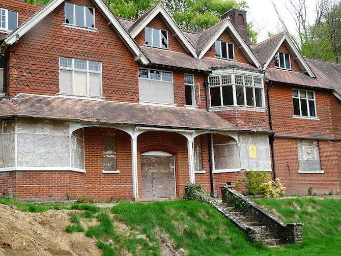 Le demeure de Conan Doyle deviendra une école