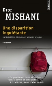 Dror Mishani : meilleur polar en poche!