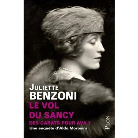 Décès de Juliette Benzoni