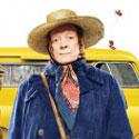 La dame à la camionnette au cinéma