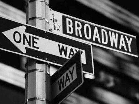 Ne tirez pas sur l'oiseau moqueur, à Broadway