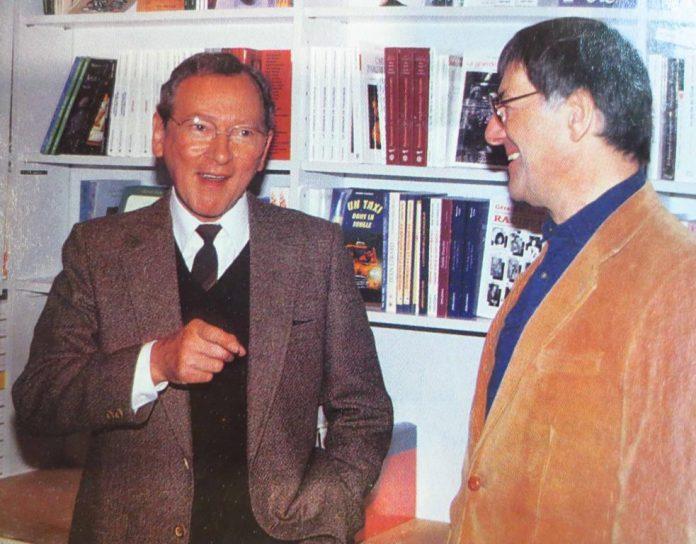 Décès d'Albert Maerten, libraire d'exception