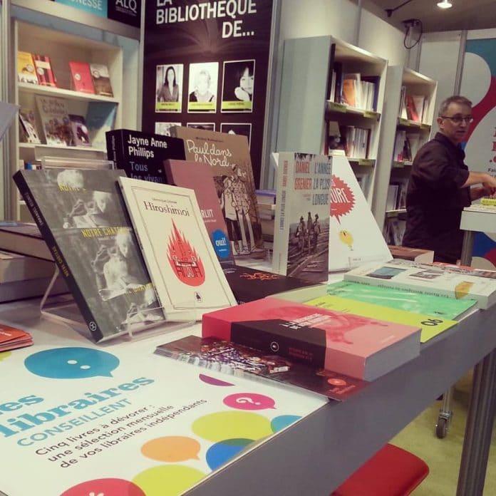 Dans La Maison des libraires, au SilQ