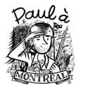 Paul célèbre Montréal