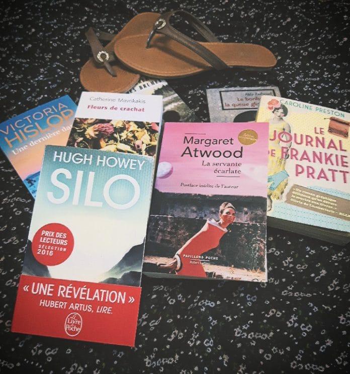 8 suggestions de poches à lire cet été