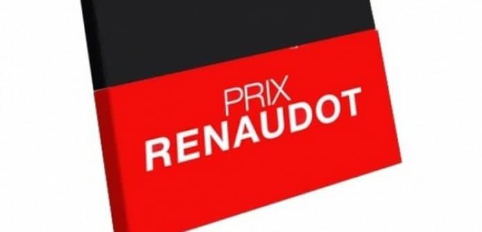 La sélection pour le Renaudot 2016 annoncée