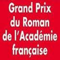 Première sélection du Grand prix du roman de l'Académie française 2016
