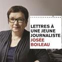 Un prix et un livre pour Josée Boileau
