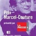 Le lauréat du prix Marcel-Couture