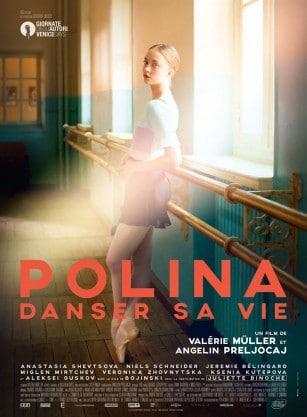La BD Polina bientôt au grand écran
