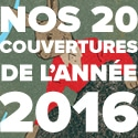 Nos 20 couvertures préférées de 2016