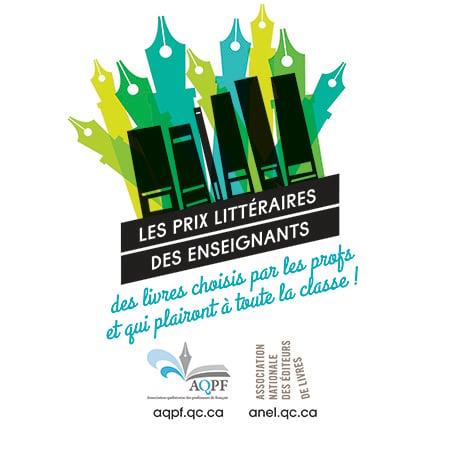 Prix littéraires des enseignants de français 2016