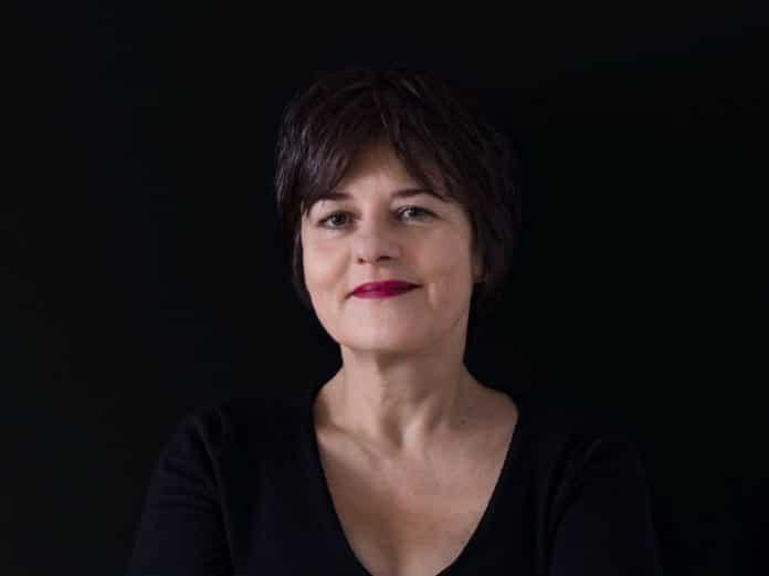 Pascale Kramer reçoit le Grand Prix suisse de littérature