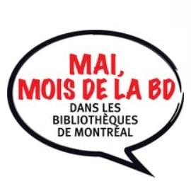 Mois de la BD dans les bibliothèques de Montréal