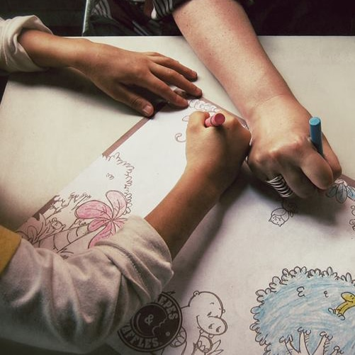 Des livres sur l'adoption pour la Journée internationale des familles