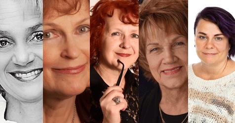 Ces femmes qui écrivent l'histoire
