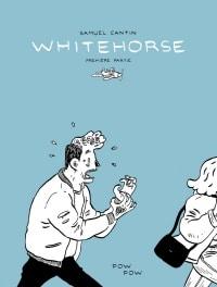 Vignette du livre Whitehorse T.1