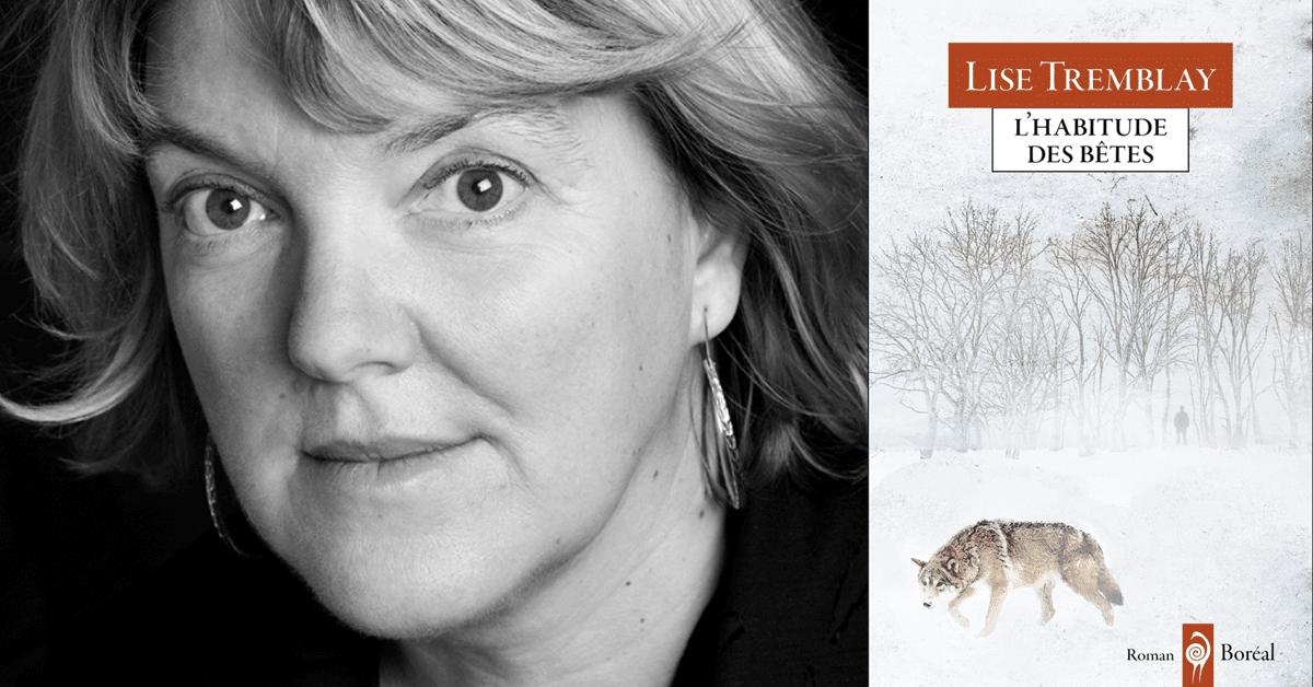 Lise Tremblay : Femme des bois