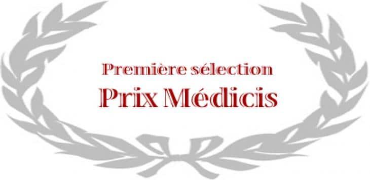 Prix Médicis 2017 : Première sélection