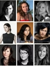 Portraits du jeune auteur en coureur de fond: Les filles