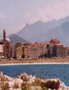 Une île en livres: la Corse