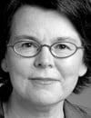 Louise Simard: Bec à face entre un oiseau de proie et un enfant