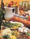 Cuisiner, manger, recevoir: le livre est servi!