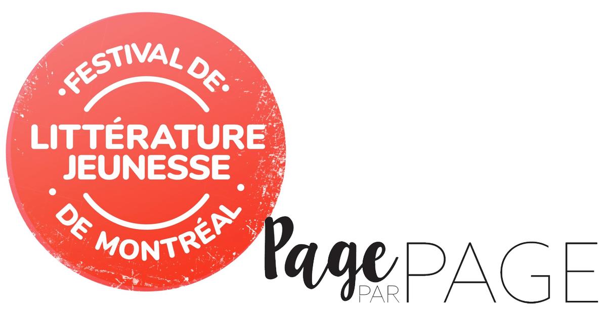 Première édition du Festival de littérature jeunesse de Montréal