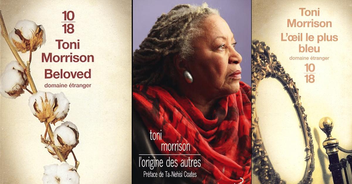 Décès de l'écrivaine américaine Toni Morrison