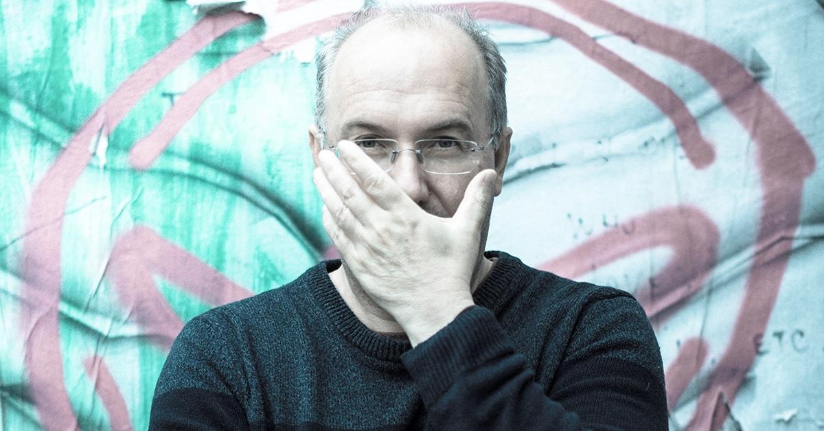 Alain Damasio : Futur imparfait