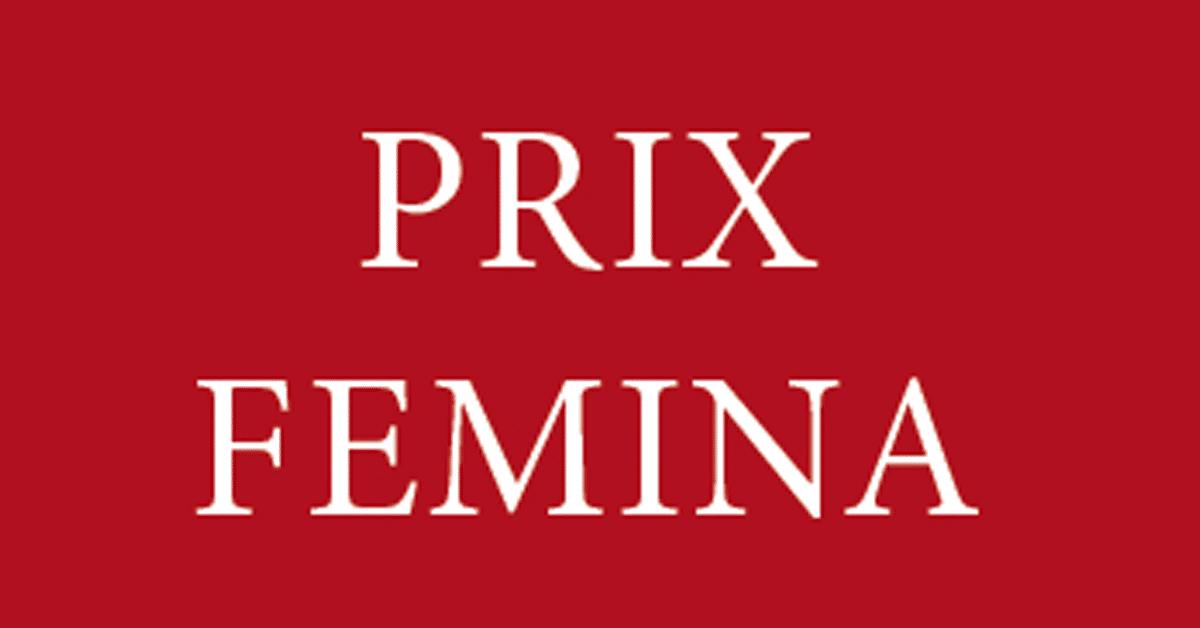 Prix Femina : la première sélection