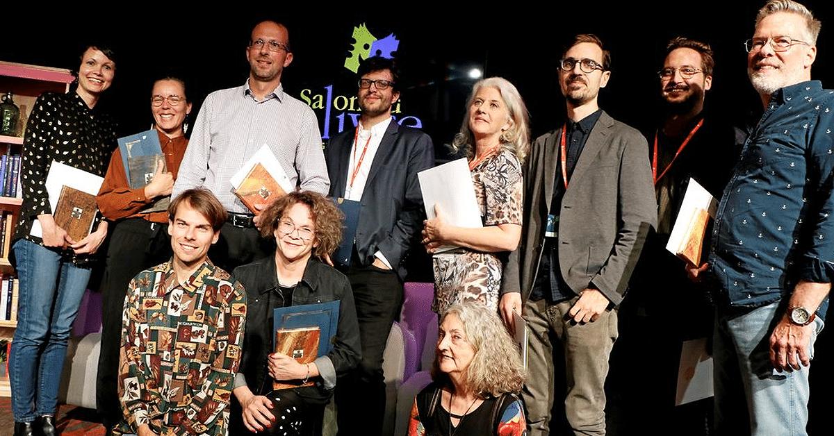 Les lauréats des Prix littéraires du Salon du livre du Saguenay-Lac-Saint-Jean 2019 dévoilés