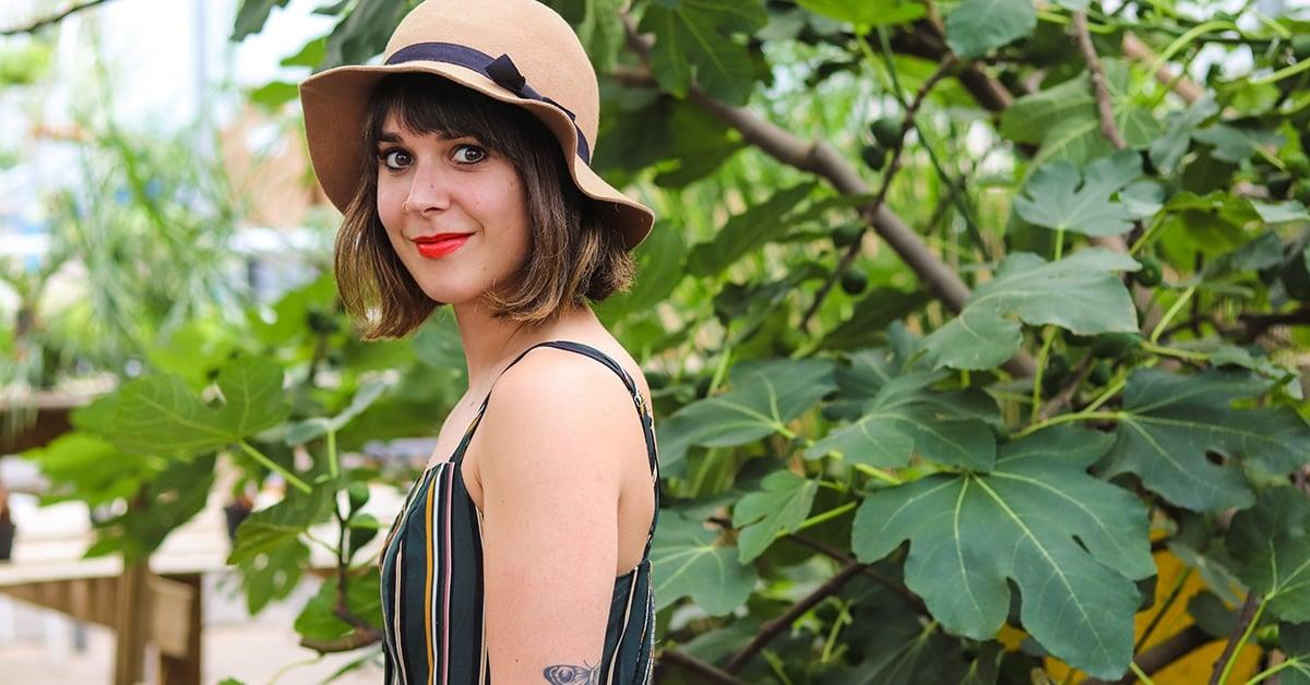 Nadia Morin : L'élégance sur pellicule