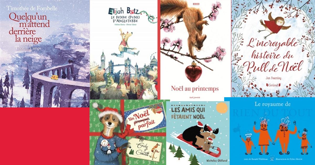 Noël en générosité et partage: des livres aux belles valeurs