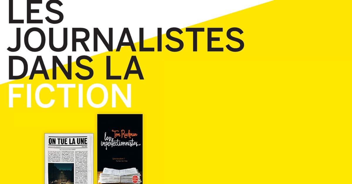 Les journalistes dans la fiction