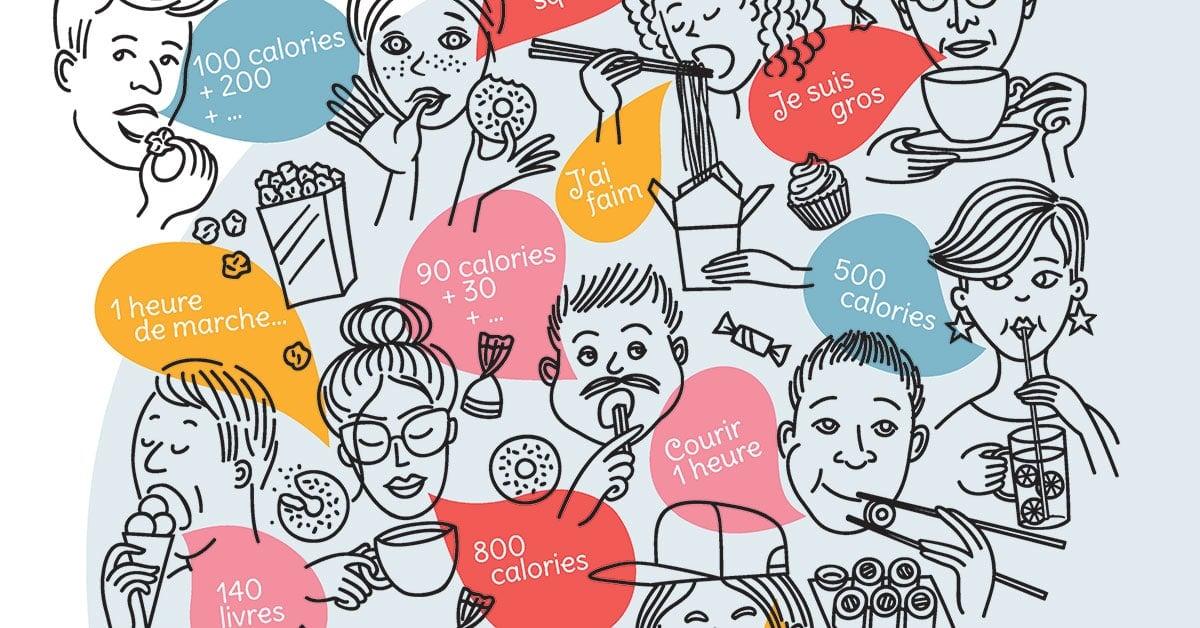 Les troubles alimentaires au cœur de notre littérature : Quand manger devient compliqué