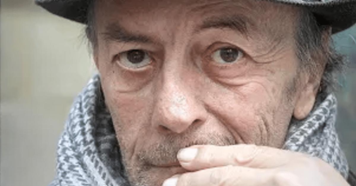 Mort de l'auteur Hubert Mingarelli