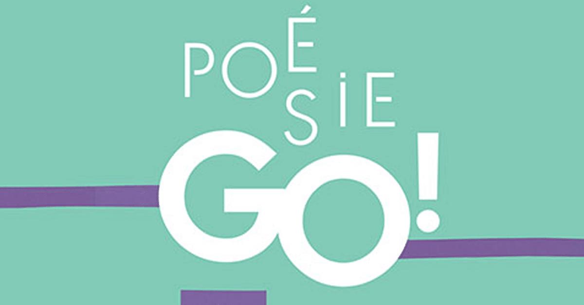 PoésieGo! prend d'assaut Montréal et Québec