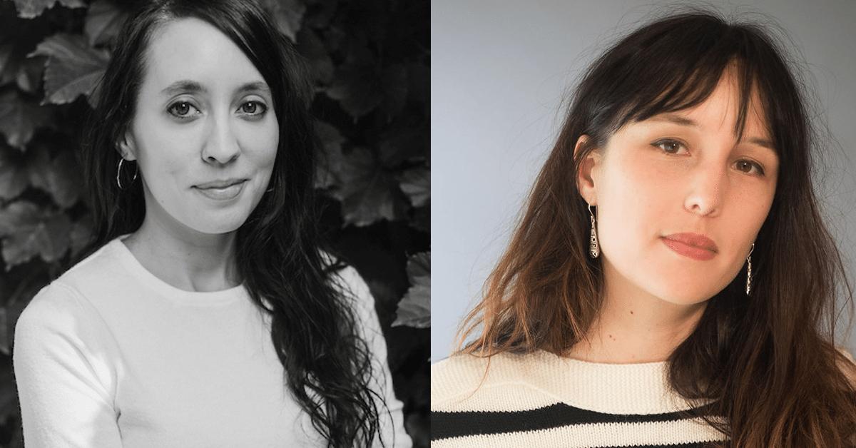 Les deux lauréates du prix des Rendez-vous du premier roman