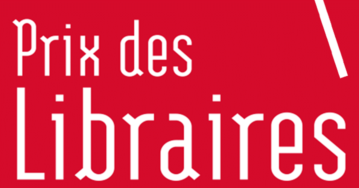 Les cinq finalistes du Prix des libraires de France