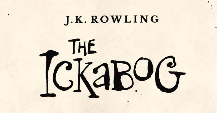 J.K. Rowling publie un nouveau livre jeunesse