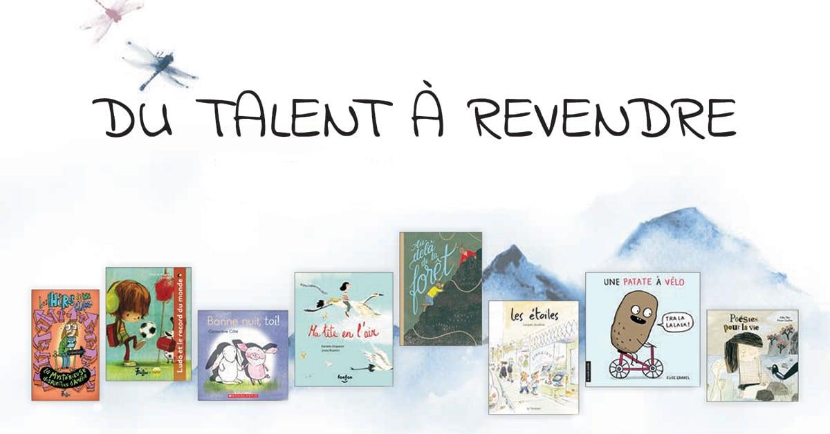 Du talent à revendre
