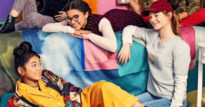 Le Club des Baby-Sitters maintenant sur Netflix