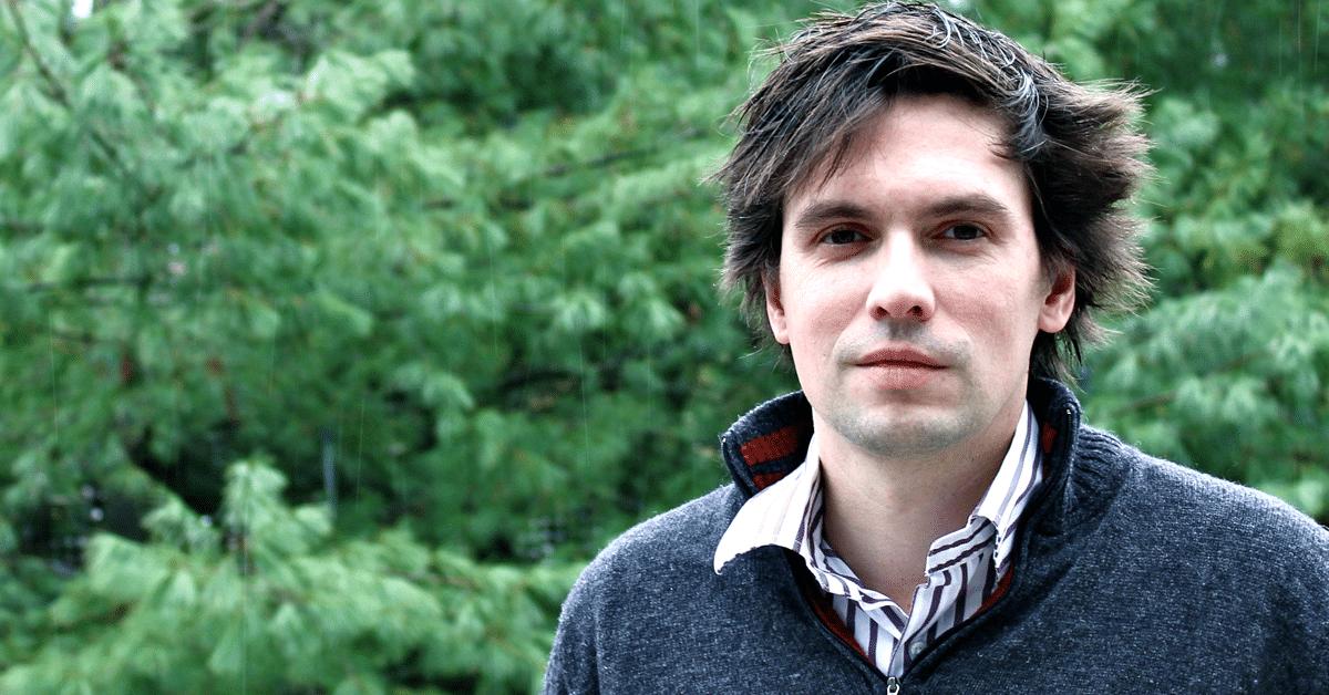 Étienne Beaulieu reçoit la bourse Charles-Gagnon